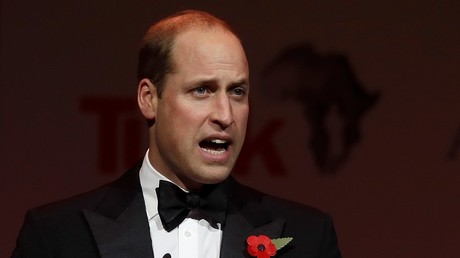 Prince William.  © Peter Nicholls