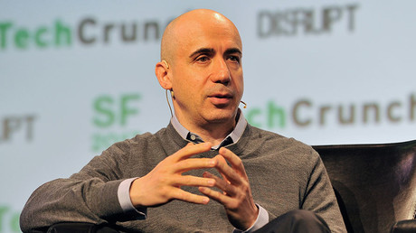Founder of DST Global Yuri Milner. © Steve Jennings / Getty Images for TechCrunch