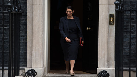 Priti Patel  © Alberto Pezzali / Global Look Press