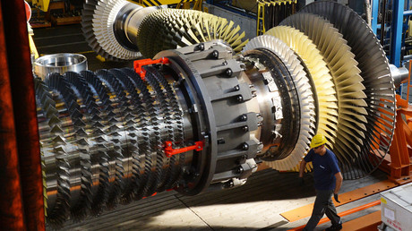 Siemens wants to sell its turbines to Russia despite Crimea controversy