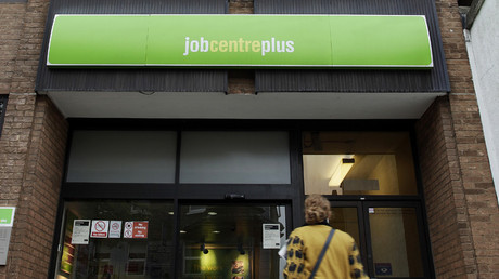 Job centre, UK. © Chris Winter / Global Look Press