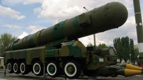 Gorbachev urges Russian & US leaders to 'prevent collapse' of landmark INF treaty