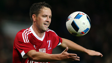 Michael Owen exclusive interview, English fans on going to Russia and FIFA Museum in Zurich (E2)