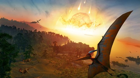 'Bound by blood': 'Dracula' tick gorged on 99mn yo dinosaurs