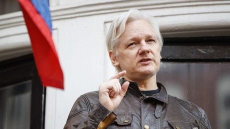 Wikileaks founder Julian Assange © Tolga Akmen / Global Look Press