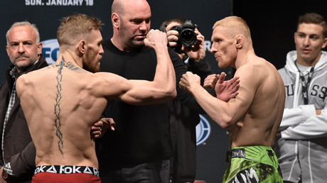 'When McGregor called me a Nazi it just showed his level' – ex-UFC Dennis Siver
