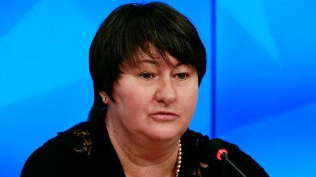 Yelena Vyalbe, president of the Russian Ski Race Federation © Sputnik