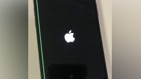 New iPhone X owners complain of 'green line of death' on screen of $999 device (PHOTOS)