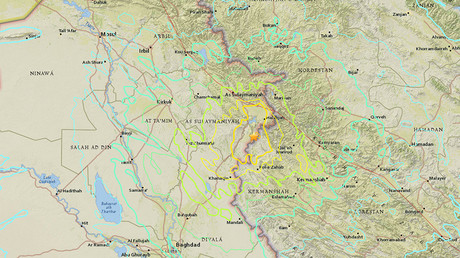 Reports of deaths and injuries as 7.3 magnitude earthquake strikes Iran-Iraq border