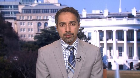 Trita Parsi, former unofficial adviser to Obama