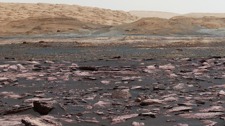 Mars ice cliffs could be key to supporting life on Red Planet