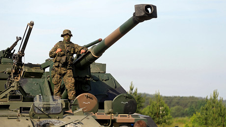 NATO not enough? EU launches own military alliance