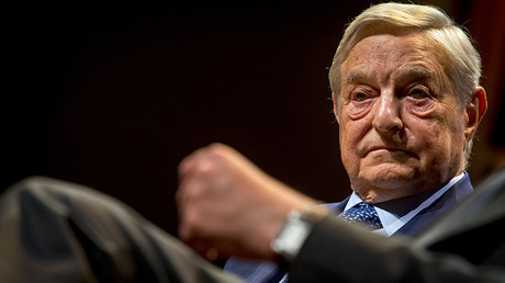George Soros © Global Look Press