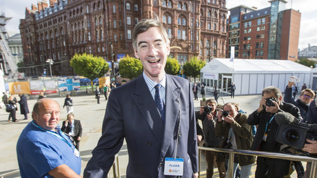 Jacob Rees-Mogg.  © Andrew Mccaren/ Global Look Press