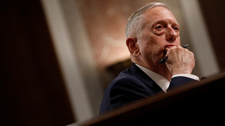 Lost in reverie: Mattis claims UN let US intervene in Syria, although it never did