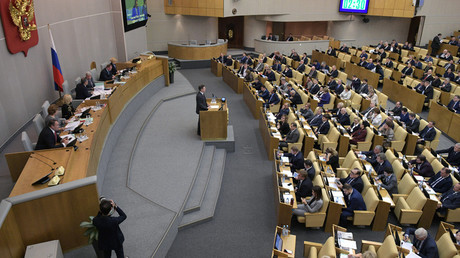 Duma gives second nod to retaliatory bill requiring media outlets to register as foreign agents