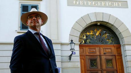 Radical transparency? Rudolf Elmer, former Swiss banker & tax haven whistleblower