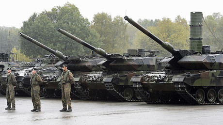 Over half of Germany's Leopard 2 tanks unfit for service, report finds