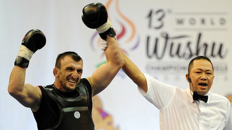 'They call me Putin's bodyguard' – Russian Kung Fu champ set for UFC debut