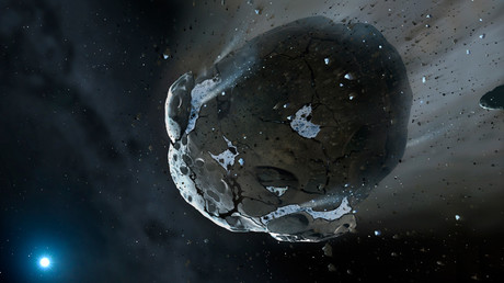 'Close shave:' Russian astronomers visualize large asteroid flying past Earth next month (VIDEO)