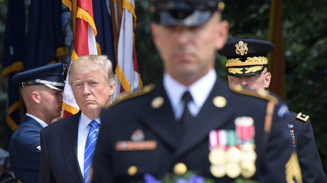 'US generals would love it!': Trump vows to hold 'reasonably' cheap parade with 'lots of flyovers'