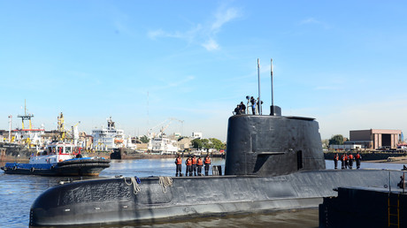 Missing Argentinian Navy submarine triggers major search & rescue op