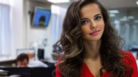 Russian MoD appoints 26yo spokeswoman - and she's already a social media sensation (PHOTOS)