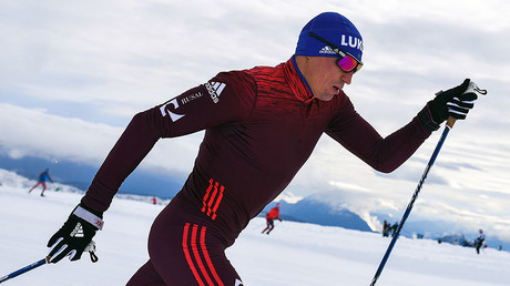 'Living on a volcano': IOC-banned Russian skiers talk about life as 'pawns in political game'