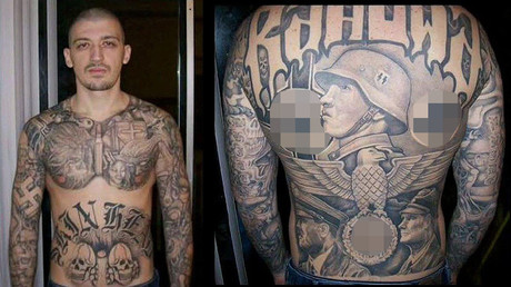 US white supremacist convicted of murdering 3 best friends, shooting another