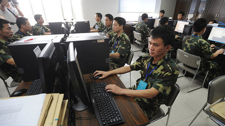 Chinese military launches website to rat on leaks, violations & fake news