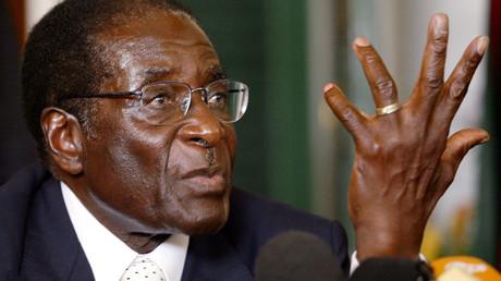Zimbabwe's Mugabe defies expectations of resignation in address to nation