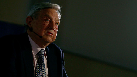 George Soros, Chairman of Soros Fund Management LLC © Ralph Orlowski