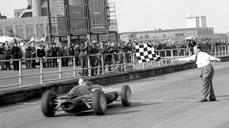 The British Grand Prix, Aintree, 1962 © Sutton Motorsport Images / Global Look Press