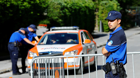 Suspicious device found at US consulate in Zurich - reports
