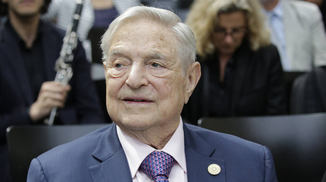 Soros waging 'frontal assault' on Hungary – ruling party deputy chairman