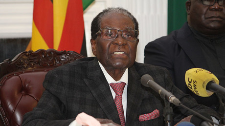 Mugabe resigns as Zimbabwe president in letter to parliament - speaker (VIDEOS)