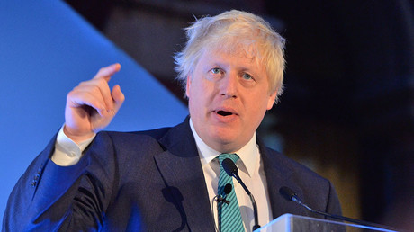 'Bad patch': Boris Johnson says he wants better relations with Russia