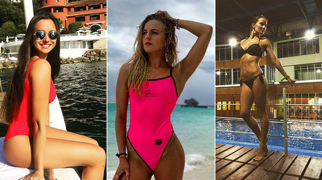 Not a heptathlon fan? Russian athlete Lyubov Tkach might make you change your mind (PHOTOS)