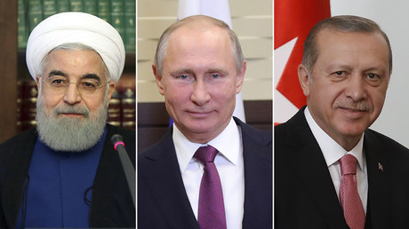 Syria peace talks: Putin to discuss political solution with Erdogan & Rouhani amid ISIS demise