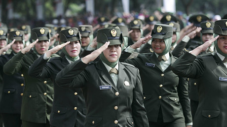 Stop 'virginity tests' & let women serve their country – HRW to Indonesian military chiefs