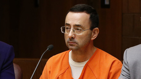 Nassar victim Raisman blasts US Olympic Committee for mishandling sexual abuse scandal
