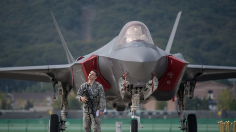 Broke Britain could cancel over half the F-35 fighter order – while the world's militaries move on