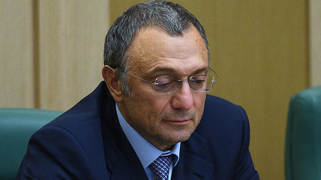 Russian billionaire senator under formal investigation on tax evasion charges in France