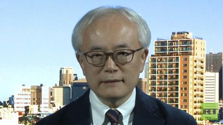 Far apart & personal? Ft. Tomohiko Taniguchi, special adviser to PM Abe's Cabinet
