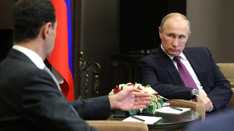 'Putin-hosted summit represents major breakthrough for Syria, but obstacles remain'