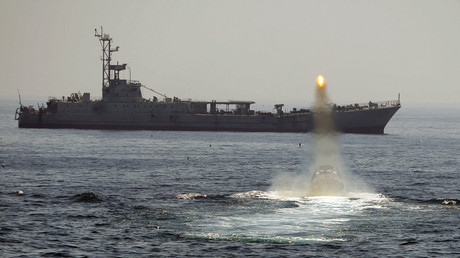 Iranian warships to head for Gulf of Mexico