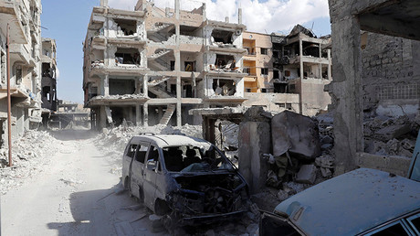 Ending Syria's proxy war