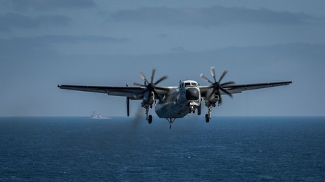 Search for 3 US sailors missing since Navy air crash called off