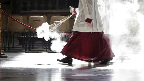 Catholic officials threaten to sue ex-altar boys over sexual misconduct allegations