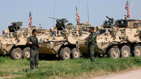Turkey vows to 'eliminate any threat' after US announces Kurdish border force in Syria